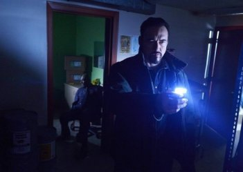 The Strain: Kevin Durant nell'episodio Ocultation