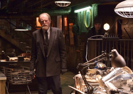 The Strain: David Bradley nell'episodio Ocultation