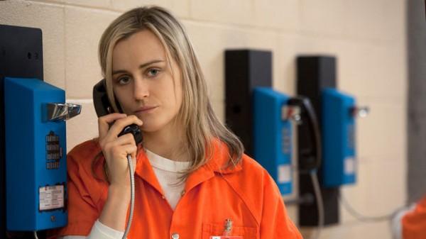 Orange Is the New Black: Taylor Schilling nell'episodio Thirsty Bird