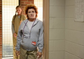 Orange Is the New Black: Kate Mulgrew in 40 Oz of Furlough