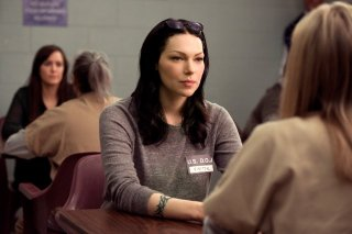Orange Is the New Black: Laure Prepon nell'episodio We Have Manners. We're Polite.