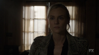 The Bridge: Diane Kruger nell'episodio Lamia