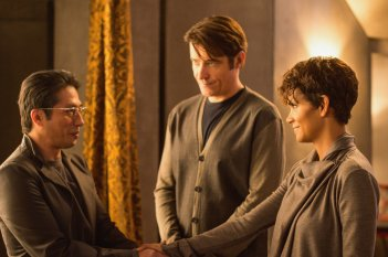 Extant: Goran Visnjic e Halle Berry nell'episodio More in Heaven and Earth
