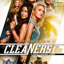 Locandina di Cleaners