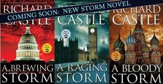 Derrick Storm books
