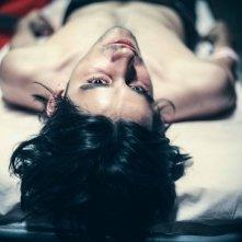 La vita oscena: Clement Metayer nei panni di Andrea in una scena del film