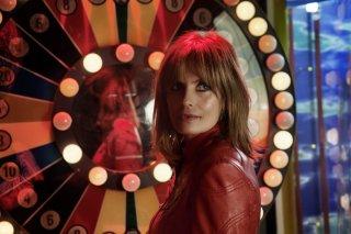 La vita oscena: Isabella Ferrari in una scena del film