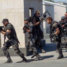 I mercenari 3 - The Expendables: una scena tratta dal film