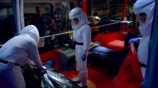 The Last Ship: una scena dell'episodio Trials