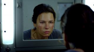 The Last Ship: Rhona Mitra nell'episodio Trials