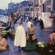 Senso: una splendida scena del film di Luchino Visconti