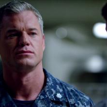 The Last Ship: Eric Dane in una scena dell'episodio Trials