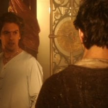 Peter Capaldi in una scena di Neverwhere