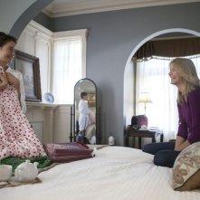 Laura Dern con Shailene Woodley in Colpa delle stelle