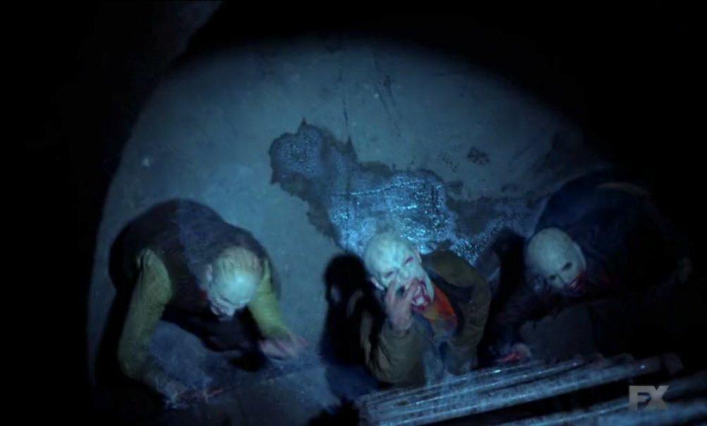The Strain: un mostro dall'episodio Runaways