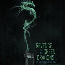 Locandina di Revenge of the Green Dragons