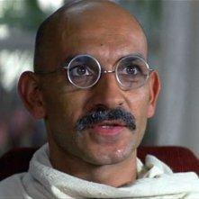 Ben Kingsley in Gandhi