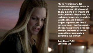 True Blood: una citazione dell'episodio Love Is to Die