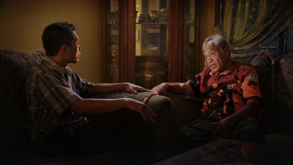 The Look of Silence: una scena tratta dal documentario