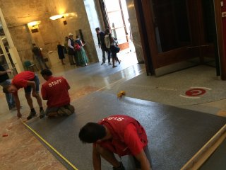 Venezia 2014, gli ultimi preparativi prima del debutto