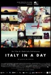 Locandina di Italy in a Day. Un giorno da italiani