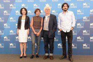Venezia 2014: Alice Rohrwacher e la giuria Opera Prima