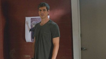 Under the Dome: un'immagine di Eddie Cahill nell'episodio The Red Door