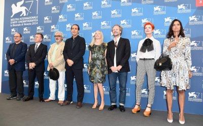 Venezia 2014: la giuria anomala di Desplat in conferenza