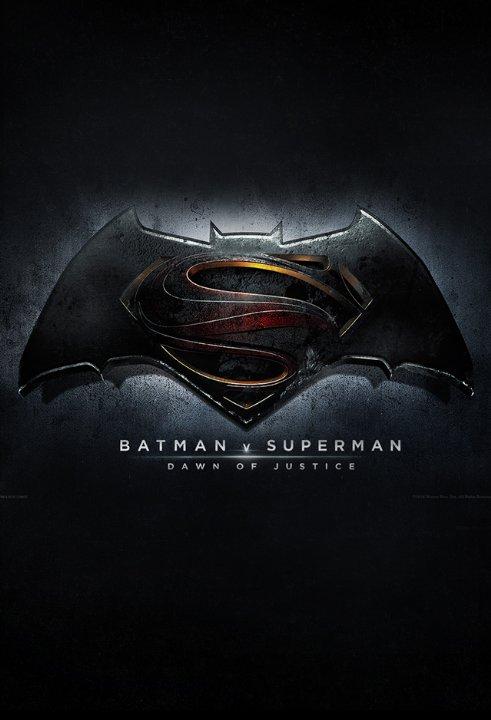 Locandina di Batman v Superman: Dawn of Justice