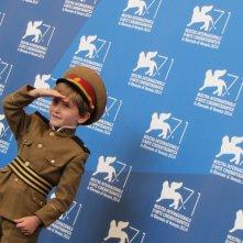 Dachi Orvelashvili, piccolo protagonista di The President a Venezia 2014