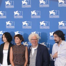 Venezia 2014: Alice Rohrwacher con la giuria per l'opera prima