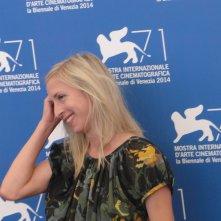 Venezia 2014: Jessica Hausner al photocall della giuria