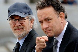 Steven Spielberg e Tom Hanks