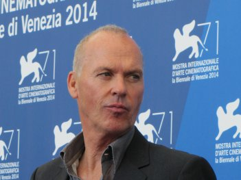 Michael Keaton a Venezia 2014 con Birdman di Inarritu