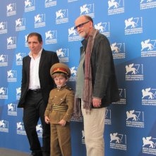 The President a Venezia 2014 - Makhmalbaf con i due protagonisti del film