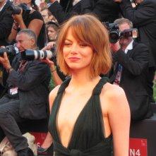 Venezia 2014, Emma Stone sul red carpet della serata inaugurale