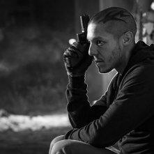 Sons of Anarchy: Theo Rossi in una foto promozionale per l'ultima stagione della serie
