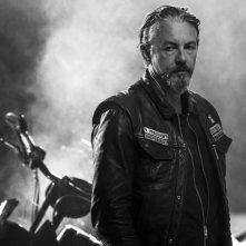 Sons of Anarchy: Tommy Flanagan in una foto promozionale per l'ultima stagione della serie
