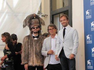 Il cast di Reality a Venezia 2014