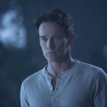 True Blood: un'immagine di Stephen Moyer nel finale di serie, Thank You