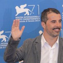 Venezia 2014: il regista Francesco Munzi al photocall di Anime nere