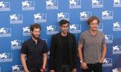 Andrew Garfield e Michael Shannon a Venezia 2014: il photocall