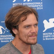Venezia 2014: Michael Shannon al photocall di 99 Homes