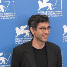Venezia 2014: Ramin Bahrani al photocall di 99 Homes
