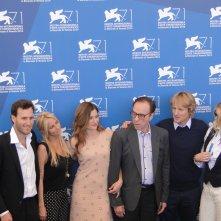 Venezia 2014: il cast di She's Funny That Way