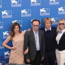 Venezia 2014: scatto di gruppo per il cast di She's Funny That Way