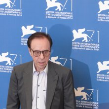 Venezia 2014: Peter Bogdanovich posa al photocall di She's Funny That Way