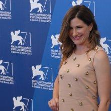 Venezia 2014: Kathryn Hahn al photocall di She's Funny That Way