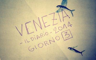 Venezia 2014, diario del Festival - giorno 3