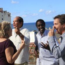 Ritorno a l'Avana: una scena di gruppo tratta dal film